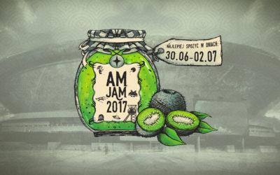 amJam 2017 – 40 godzinne smażenie gier w ten weekend!